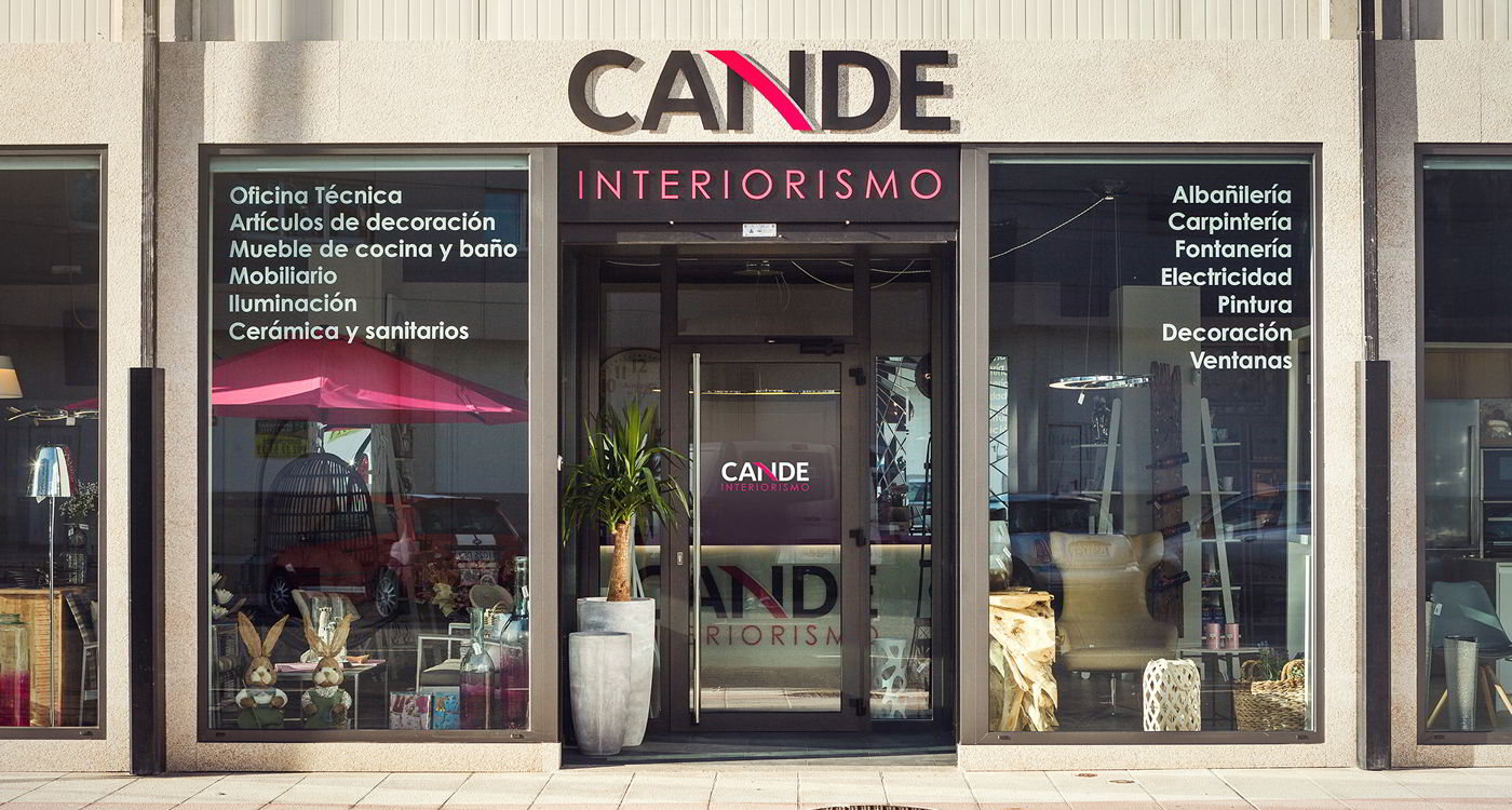 cande interiorismo, decoración